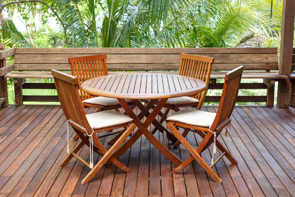 Мебель для солнечной комнаты