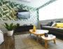 Домашний интерьер в стиле минимализм