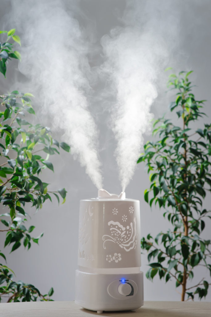 Увлажнение и очищение воздуха в квартире
